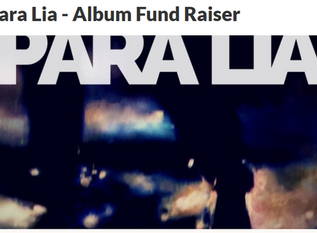 Para Lia - a GoFundMe project to produce a vinyl album