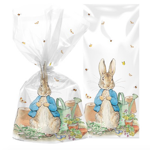 Peter Rabbit cello bags and ties