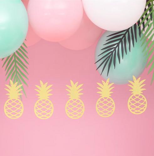 Pineapple Garland