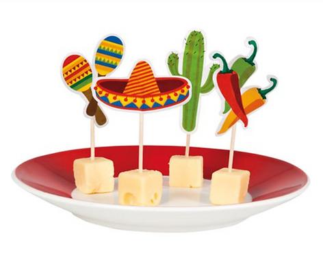 Mexican Fiesta Food Picks