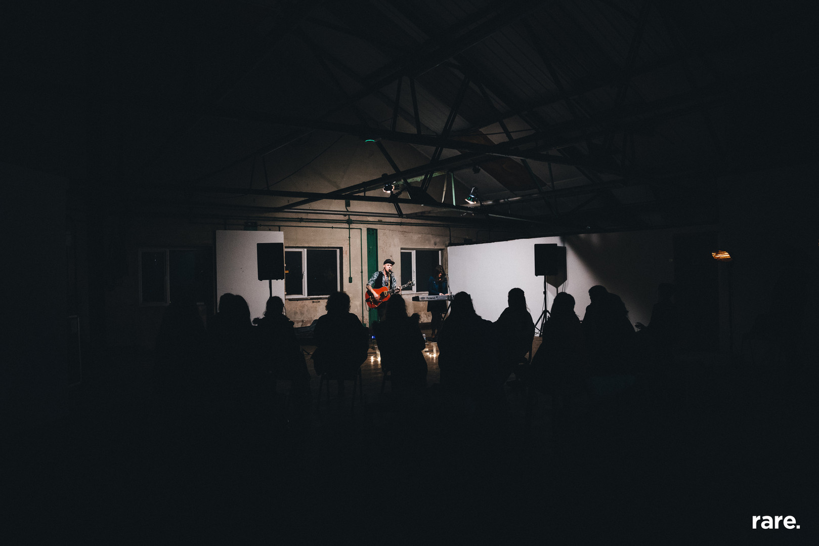 Velvet echo at The sustainable studio