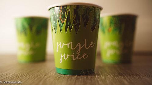 Jungle juice cups