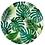 Thumbnail: Leaf design paper plates