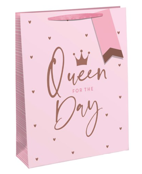 Queen for the day Gift Bag