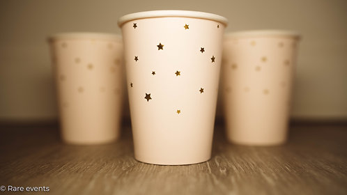Little star cups
