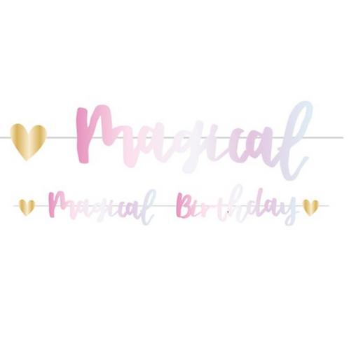 Magical Birthday Bunting