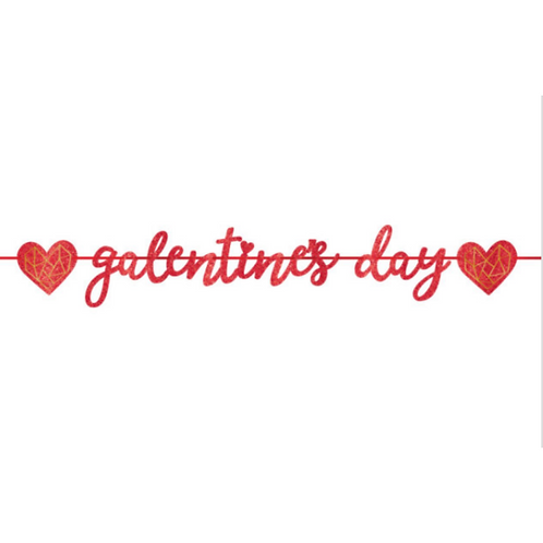 Galentines day bunting