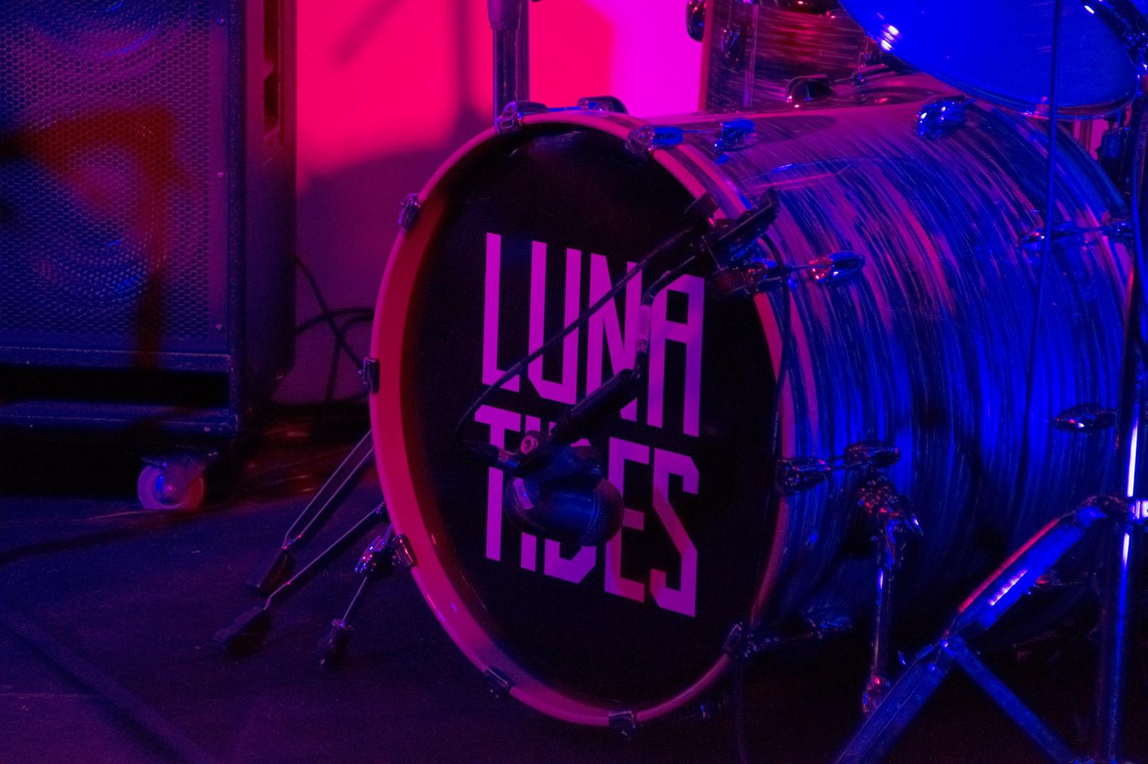 Luna tides single launch