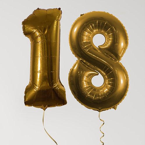 Giant foil number