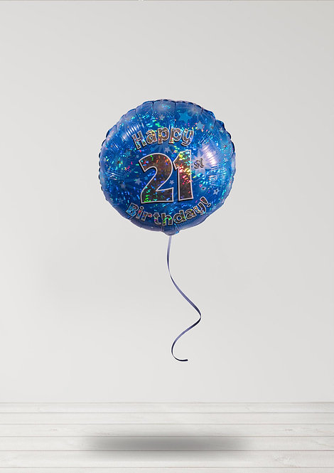 Milestone balloon