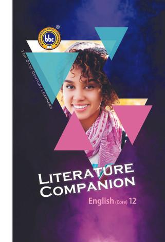 Compacta English Class 12 Literature Companion