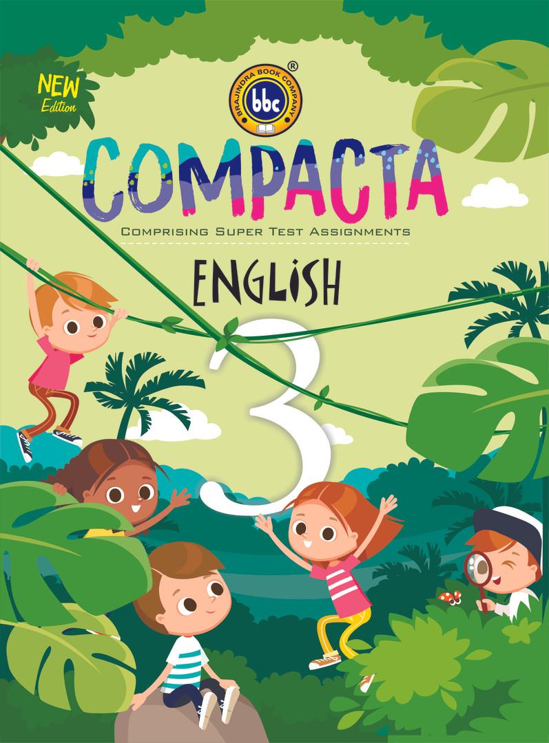 Compacta English Class 3