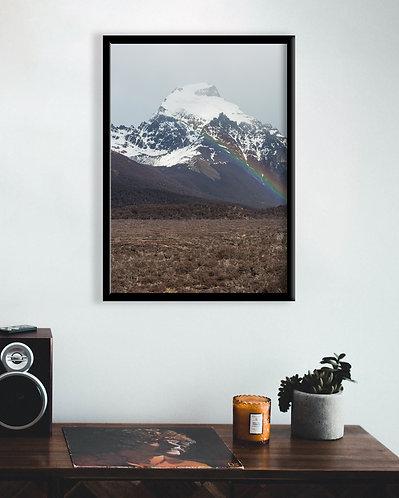 Arco-Íris e Cerro Solo