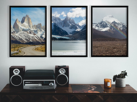 Fotos novas à venda! - 3 Gigantes de El Chaltén