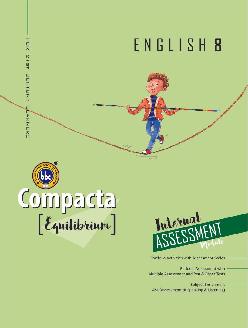 Compacta English Class 8 Equilibrium