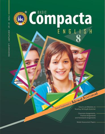 Compacta English Class 8