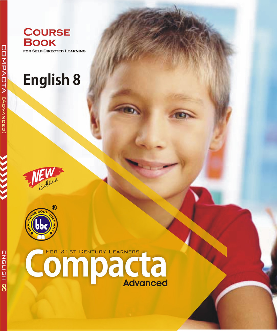 Compacta English Cass 8 (Advanced)