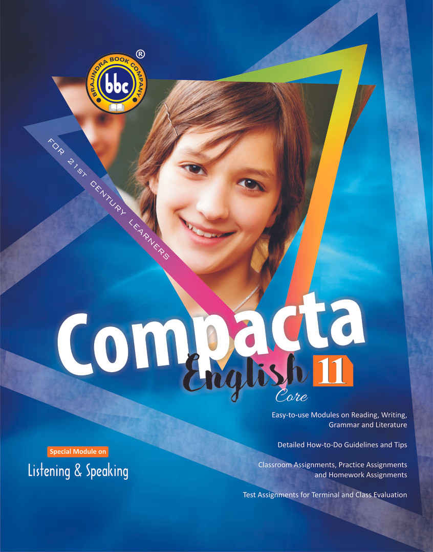 Compacta English Class 11