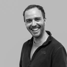 Nick Goudie - Production Manager