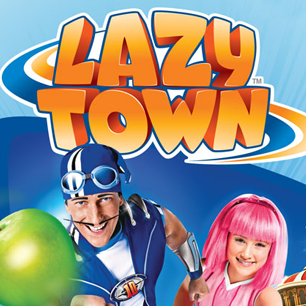 Lazy Town in Schools