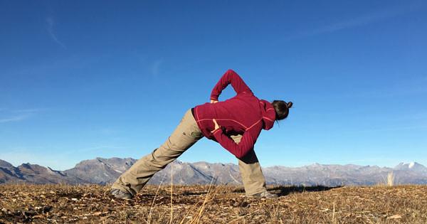 Lu Jong | le yack qui se frotte les épaules