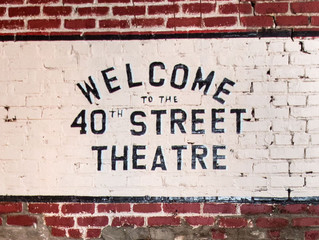 'It's time for the old girl to be open': Omaha's 40th Street Theatre is Salvaged fro