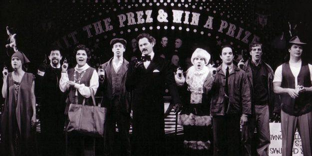 (Original) Playwrights Horizon Production, 1990