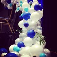 Organic Balloons #annetteriouxcreationss