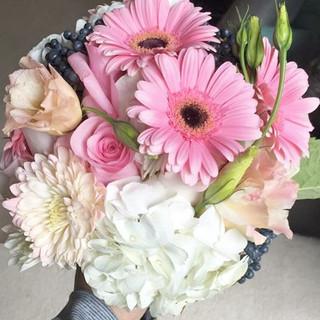 Bridesmaid Bouquet #michiganwedding #pin