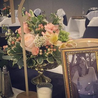 Wedding Centerpiece #michiganflorist #we