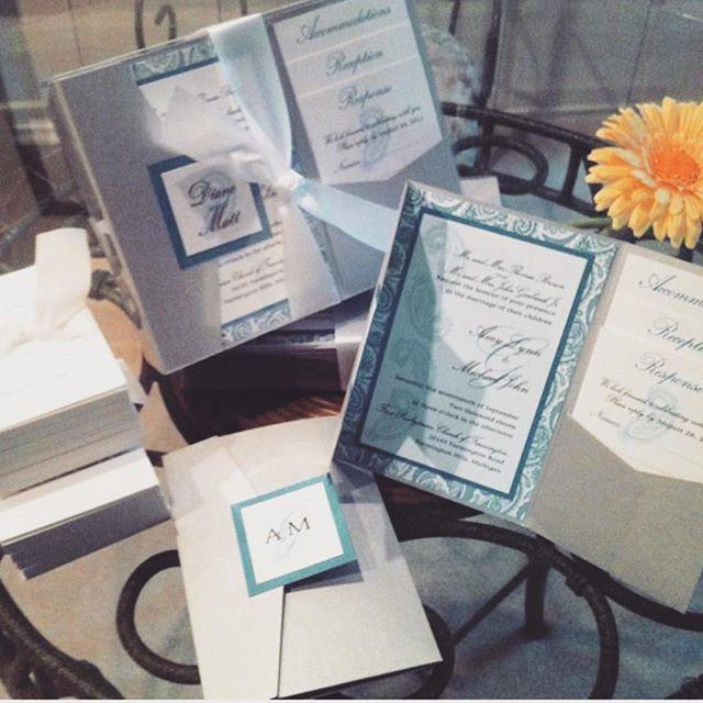 Invitation Suite #invitationsuite #weddi