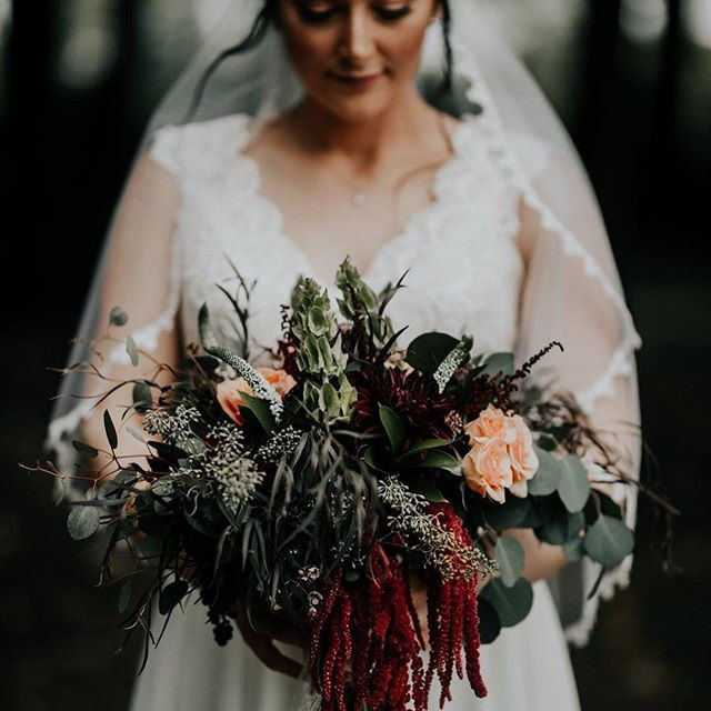 Day dreaming over this romantic bouquet