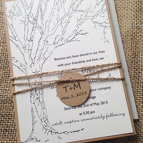 Custom Invitation Suite #annetteriouxcre
