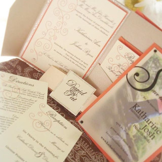 Wedding Invitation Suite #weddinginvitat