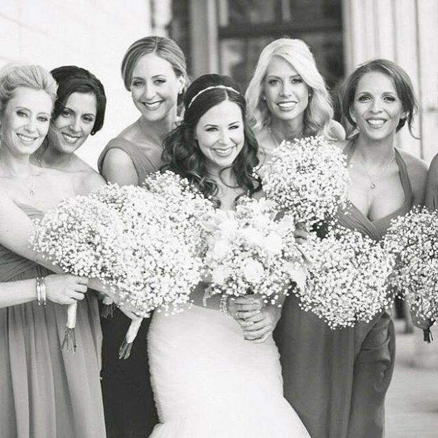 Wedding Flowers #bridsmaids #bride #wedd