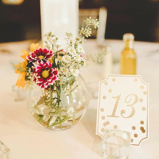 Table Decor #fallflowers #fallwedding #f