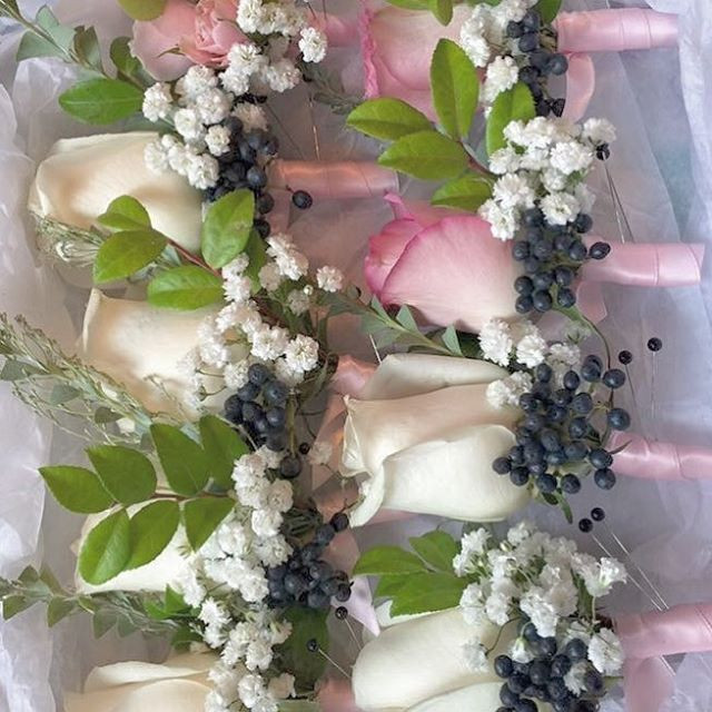 Wedding Boutonnières #michiganwedding #w