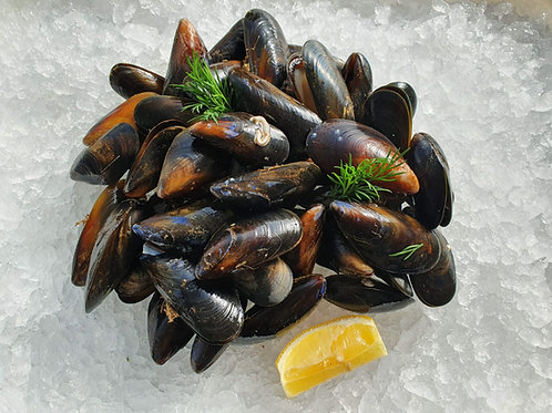 Scottish Mussels