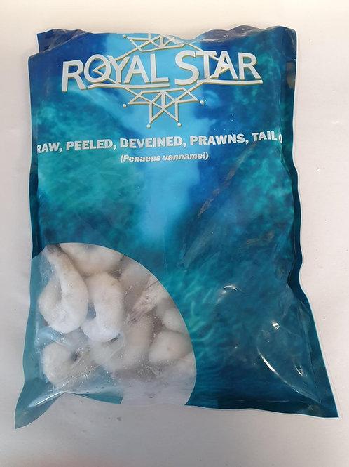 Royal Star King Prawns Tail on