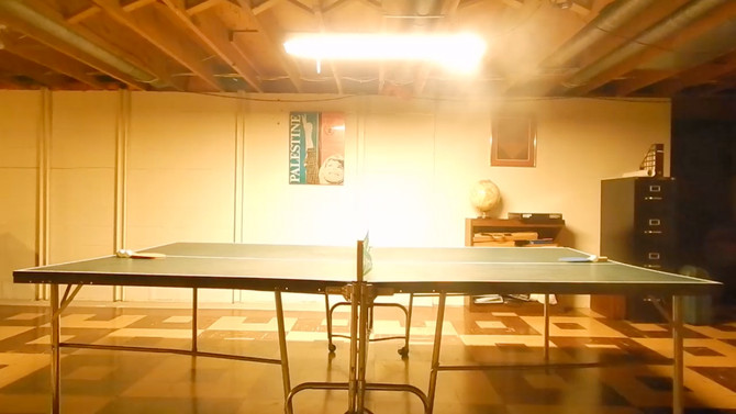 note #4: winter pingpong