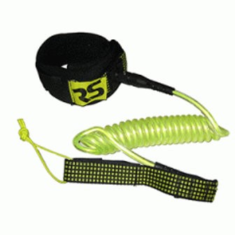 RAVE SUP Coiled Leg Leash