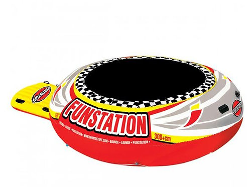 SportsStuff 10' Funstation Trampoline