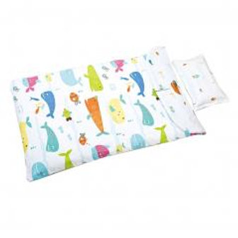 100% Cotton Infant Sleeping Bag, 0-3 Years Old, Sea World Pattern