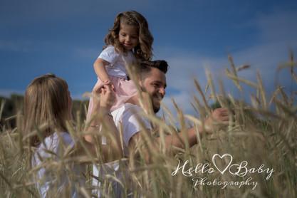 fotos familiares de estudio