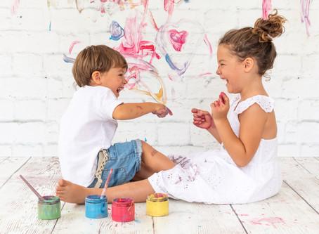 Sesiones Smash Paint- Nueva tendencia