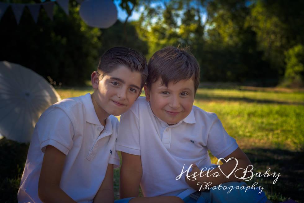 Fotógrafos de niños, fotografía infantil