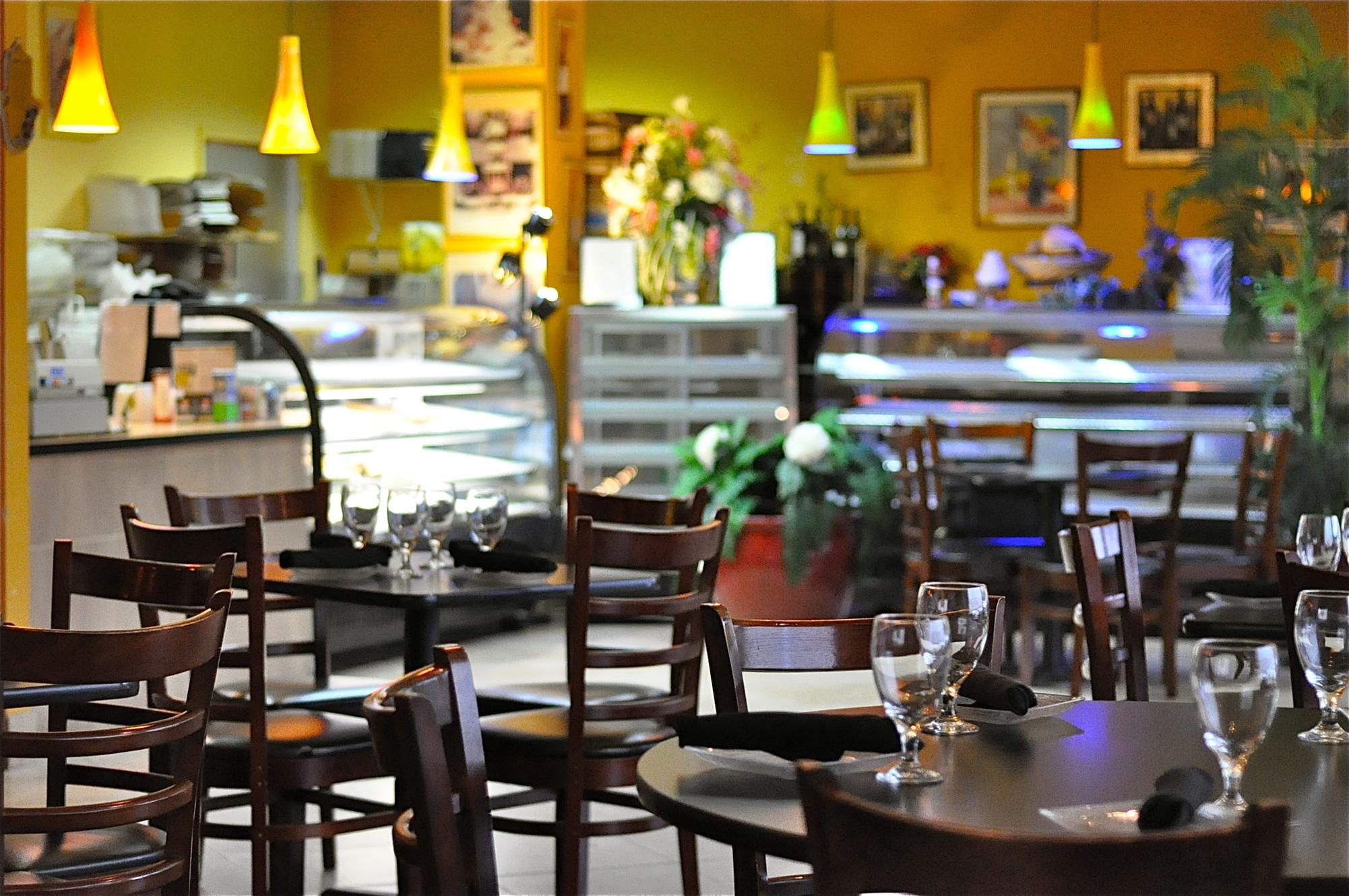 The Kosher Pastry Oven Restaurant, Bakery, & Cafe Silver