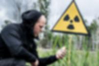 Moreno Molenaar in Chernobyl