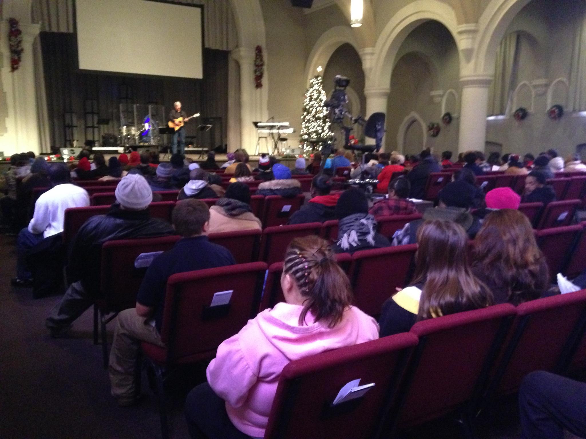 Mark Dean Revival St Louis DC
