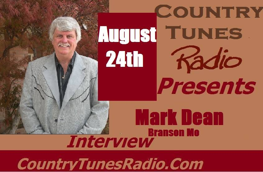Mark Dean On Country Tunes Radio